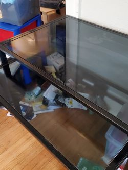 Glass And Metal Desk for Sale in Seattle,  WA
