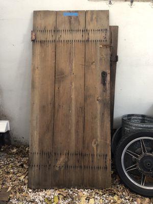 Barn door for Sale in Miami, FL