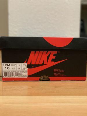 Jordan 1 bred toe size 10 for Sale in Santa Clara, CA