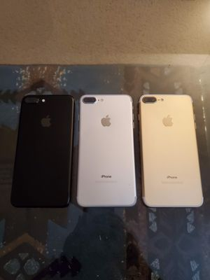 iPhone 7 Plus 128GB GSM Unlocked for Sale in Jurupa Valley, CA