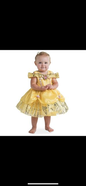 Disney Parks Belle Costume for Baby size 12-18 months new with tags Serious inquires only please Low offers will be ignored Pick up only Pick up for Sale in Whittier, CA
