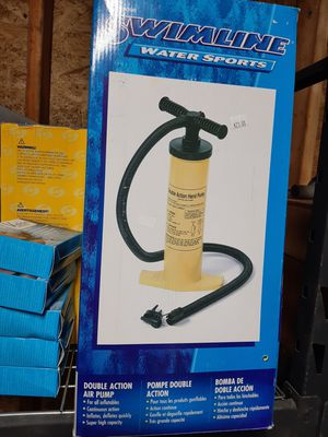 Double action air pump for Sale in Dixon, MO