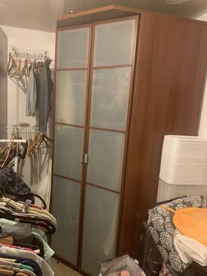 Ikea closet purchase & pick up on Tuesday Oct 20th anytime for Sale in UPPR MARLBORO, MD