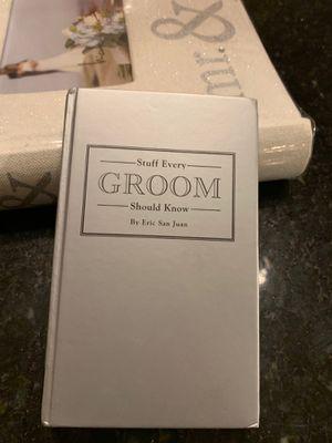 Groom book for Sale in Wildwood, MO