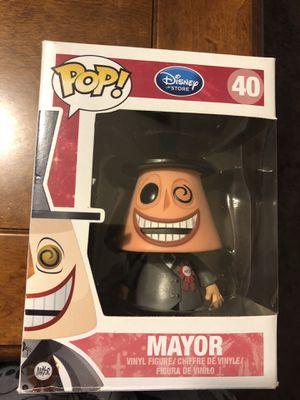 Funko Pop Disney Nightmare Before Christmas Mayor for Sale in Las Vegas, NV