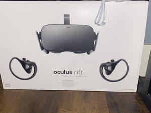 Oculus Rift, Trade for Nintendo switch for Sale in Hayward, CA