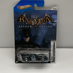 New Hot Wheels Batman Arkham Asylum Car for Sale in Spring Hill, FL