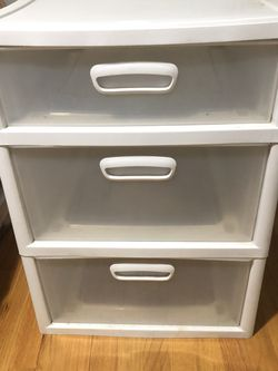 Plastic Drawers for Sale in Everett,  MA