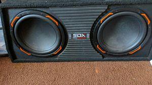 SDX Pro Audio for Sale in Adelanto, CA
