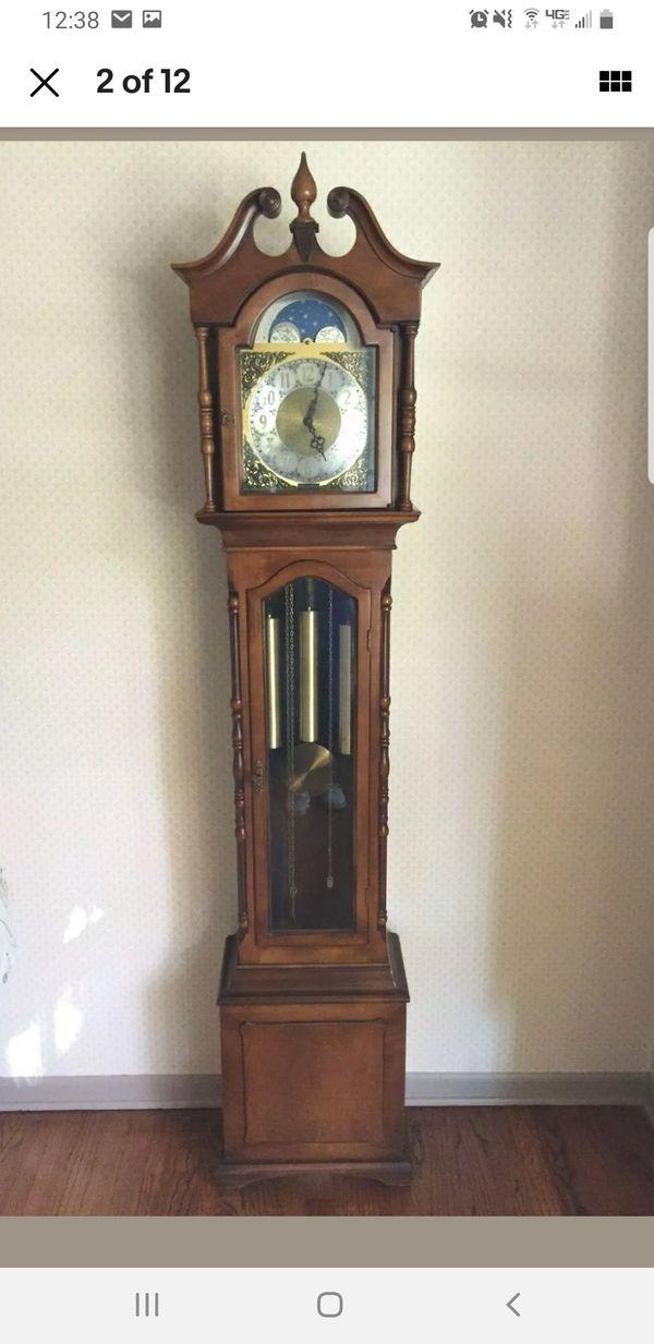 Hamilton grandfather clock