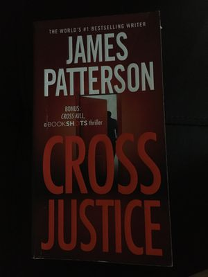Cross justice book for Sale in Lakewood, CO