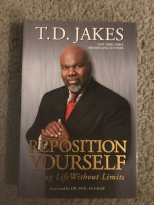 Reposition Yourself - T.D. Jakes for Sale in Gainesville, FL