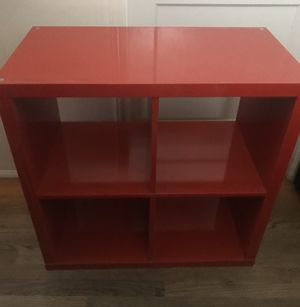 Small Red Shelf for Sale in Los Angeles, CA