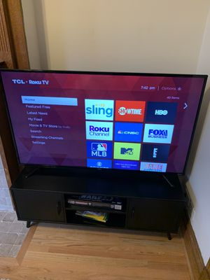 """48"""" TCL Roku Smart TV for Sale in Chicago, IL"""