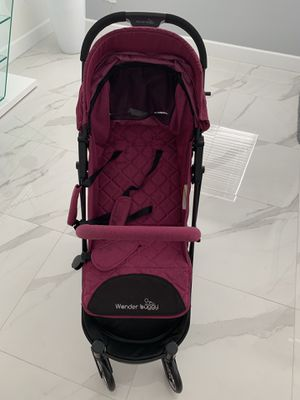 Compact Travel Stroller in pink for Sale in Miami, FL