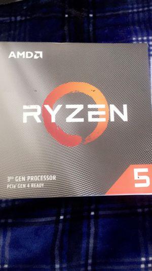 AMD Ryzen 5 3600X for Sale in Boston, MA