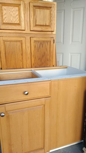 New and Used Kitchen cabinets for Sale in Hartford, CT ...