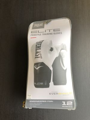 EverLast Boxing Gloves 12 Ounces for Sale in Miami, FL