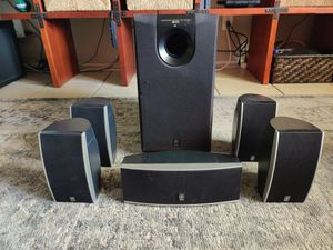 Yamaha 5.1 speaker set for Sale in Phoenix, AZ