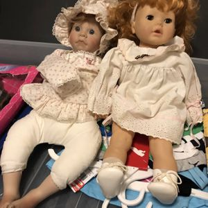 LEE MIDDLETON FIRST MOMENTS OPEN EYE 1985 DOLL GOTZ MODELL DOLL for Sale in Costa Mesa, CA
