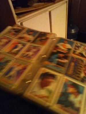 Baseball card and football 1990 card for Sale in San Bernardino, CA