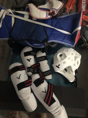Kids sparing gear for Sale in FL, US