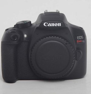 Canon EOS Rebel T6 Digital SLR Camera (Body Only) Wi-Fi for Sale in Brandywine, MD
