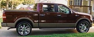 2006 Ford F150 King Ranch 4WD 5.4L V8 for Sale in Inglewood, CA