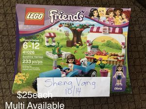 Friends Lego for Sale in Sacramento, CA