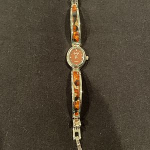 Ashley Watch Amber Stainless Bracelet for Sale in Fairfield, CT