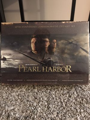 Pearl Harbor DVD Gift Set for Sale in Ijamsville, MD