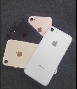 Factory unlocked apple iphone 7 $180 each for Sale in Somerville, MA