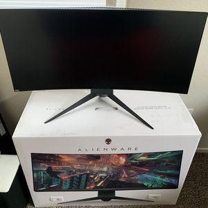 Alienware 34inch Curve Monitor for Sale in Las Vegas, NV