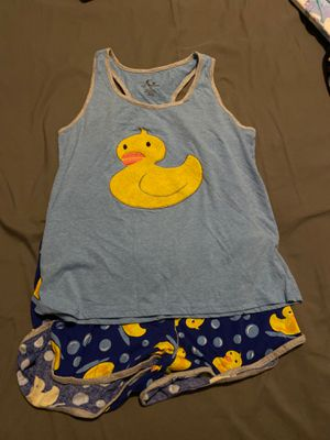 Rubber duck pajama set for Sale in Everett, WA