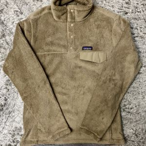NEW Patagonia Brown ReTool Snap T Pull Over Sweater Fleece Top Men's M for Sale in Chicago, IL