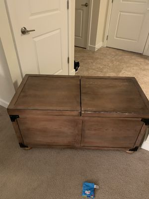 Rustic Coffee Table for Sale in Virginia Beach, VA