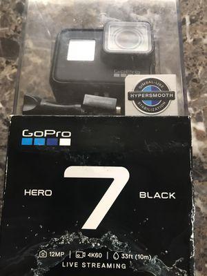 GoPro hero /7 touchscreen for Sale in Philadelphia, PA