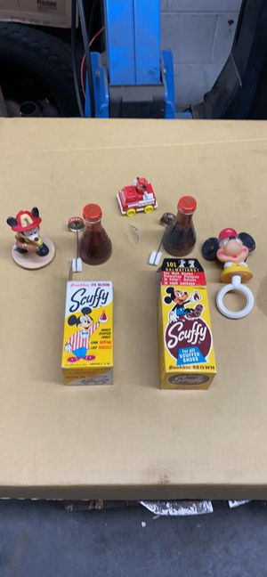 1950's and newer MICKEY MOUSE DISNEY COLLECTIBLES for Sale in Seekonk, MA