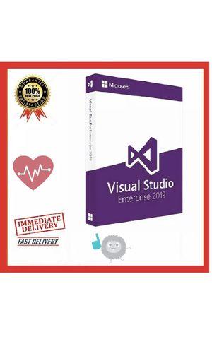 Visual Studio 2019 Enterprise✅ Download + Lifetime License Key✅ for Sale in Beverly Hills, CA