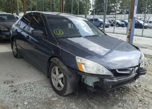 ***** 2003-2007 HONDA ACCORD EX FOR PARTS ONLY ***** for Sale in Conyers, GA