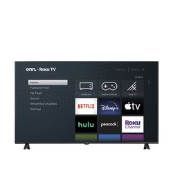 "Onn Smart Tv 65"" Brand New Never Opened $350 for Sale in Huntington Beach,  CA"