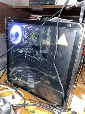 I buy power desktop gaming computer for Sale in Staten Island, NY
