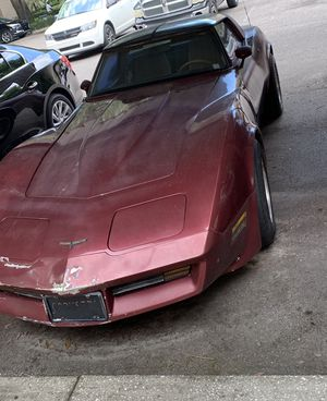 Here's an old school/antique/classic 1981 Chevy Corvette with only 70,668 miles! This vehicle is in good driving condition. If you are looking for a for Sale in TEMPLE TERR, FL