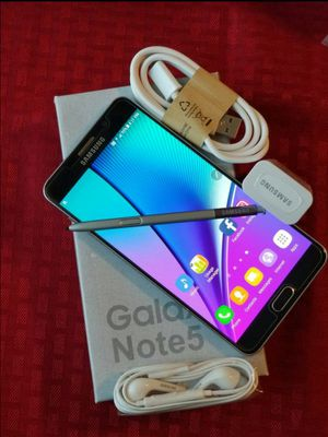 Samsung Galaxy Note 5 , ( BRAND NEW ) open box . Factory Unlocked . 64 GB for Sale in Springfield, VA