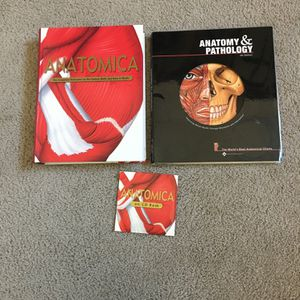Medical Reference Books Anatomical, Anatomy & Pathology for Sale in Glendale, AZ