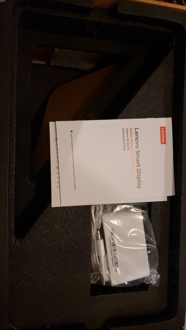 """Lenovo Smart Display 10"""""""