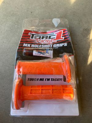 Dirt bike grips for Sale in Visalia, CA