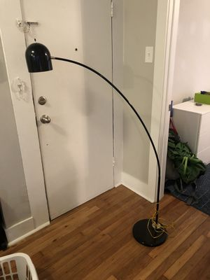 Mid century floor lamp for Sale in Dallas, TX