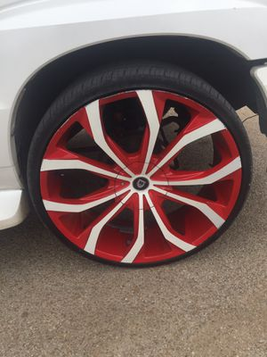 28 inch rims for Sale in Chattanooga, TN