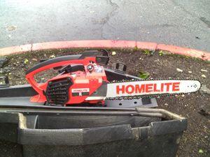 Homelite XL chainsaw for Sale in Everett, WA